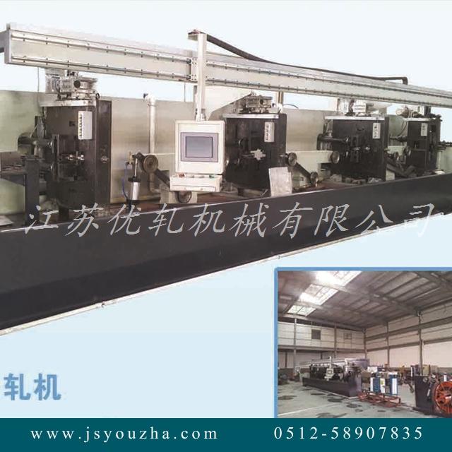 高速钢线材精密轧机